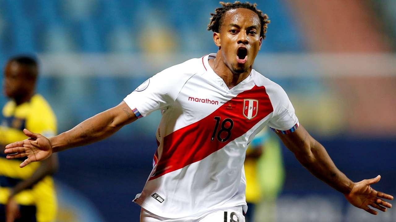 Andre Carrillo - Peru