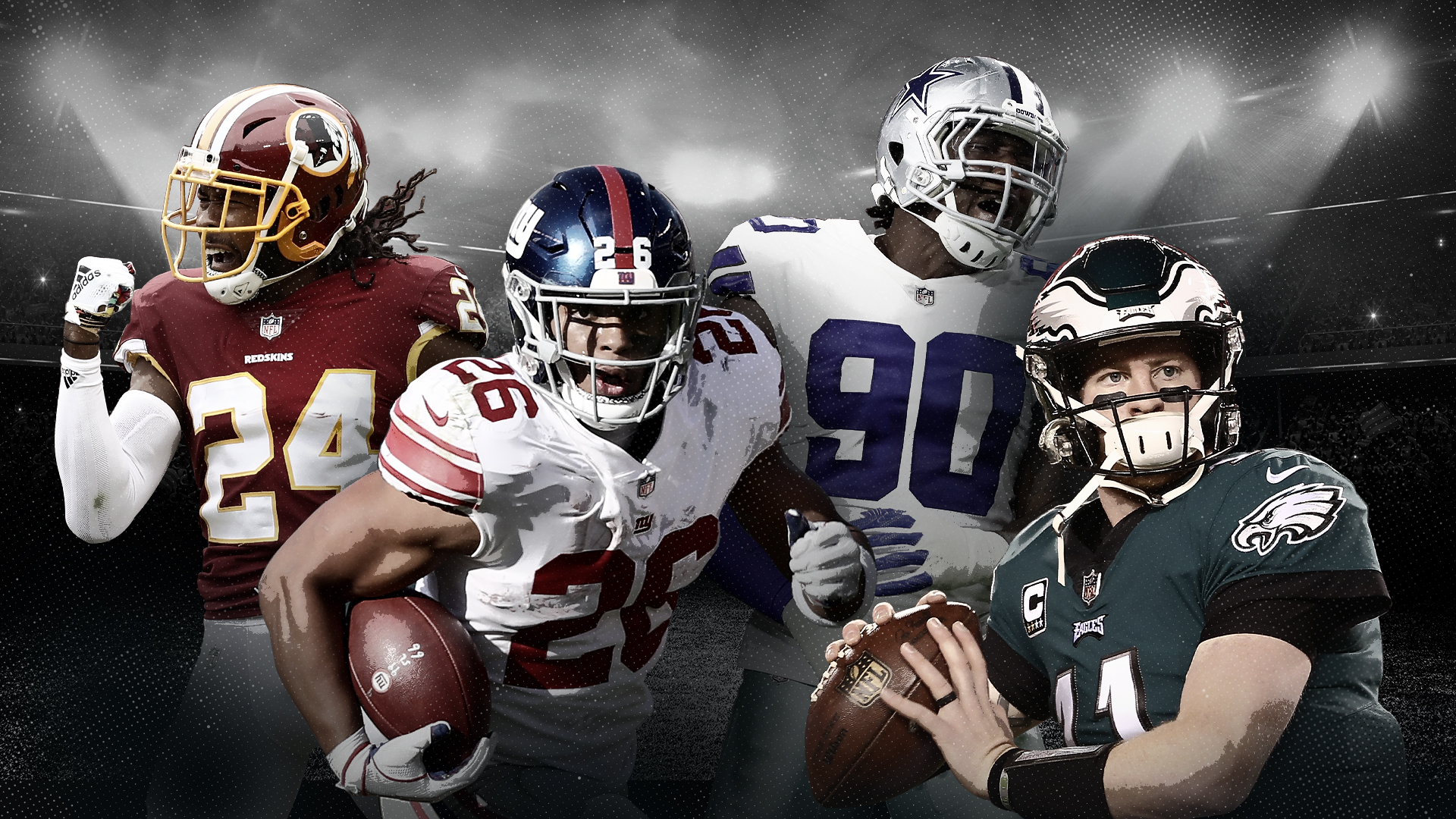 NFL predictions 2019: Cowboys clip Eagles, Giants dip with Redskins in NFC East