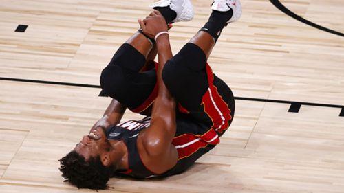Heat Injury Updates Latest News On Bam Adebayo Jimmy Butler Goran Dragic Ahead Of Game 2 Sporting News