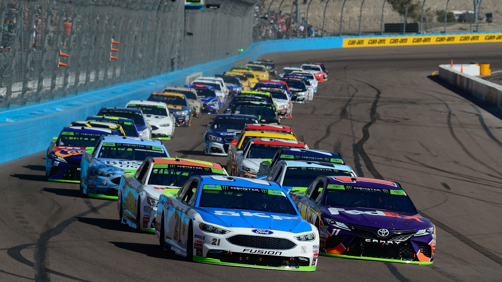 Calendrier Nascar.Nascar Schedule 2019 Date Time Tv Channels For Every Cup