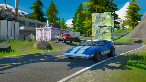 Fortnite Has Cars In Chapter 2 Season 3 But Where Are They Sporting News