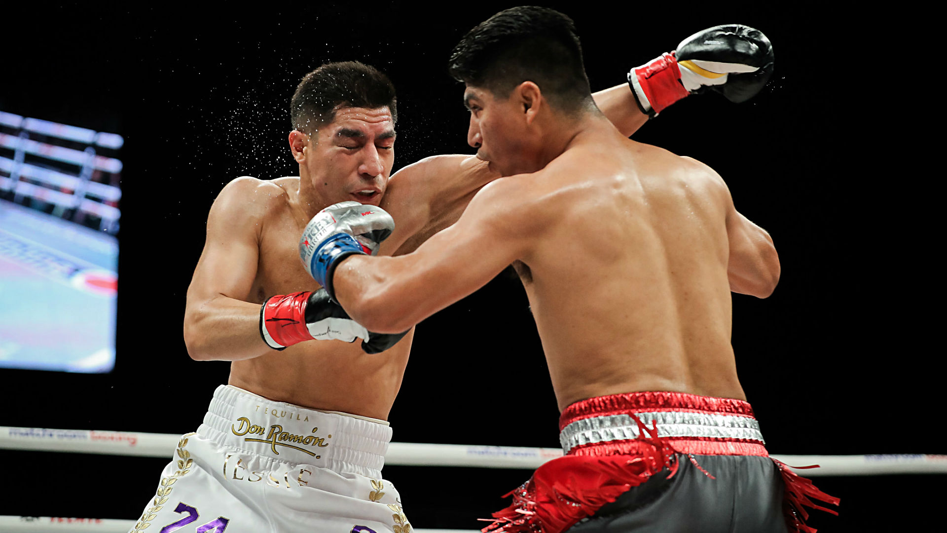 Alexis Texas Boxing mikey garcia vs. jessie vargas results: garcia gets first