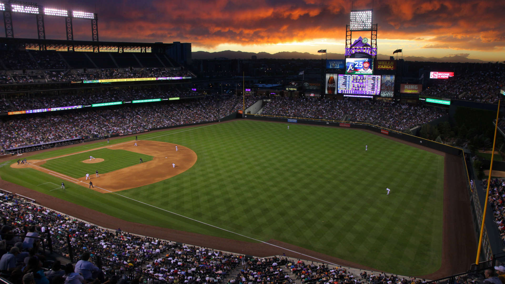 The report says MLB will take the 2021 Star Game to Coors Field