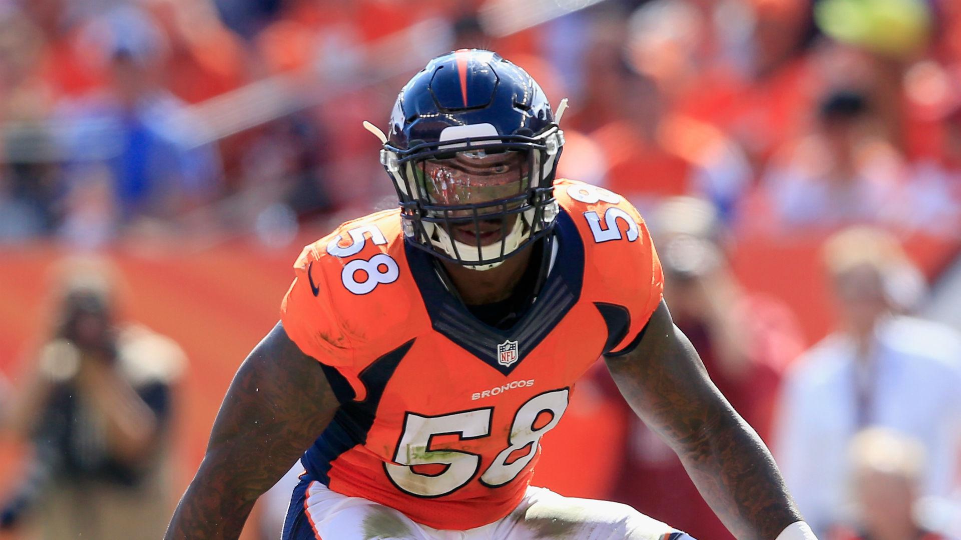 Von Miller, Broncos end ugly dispute