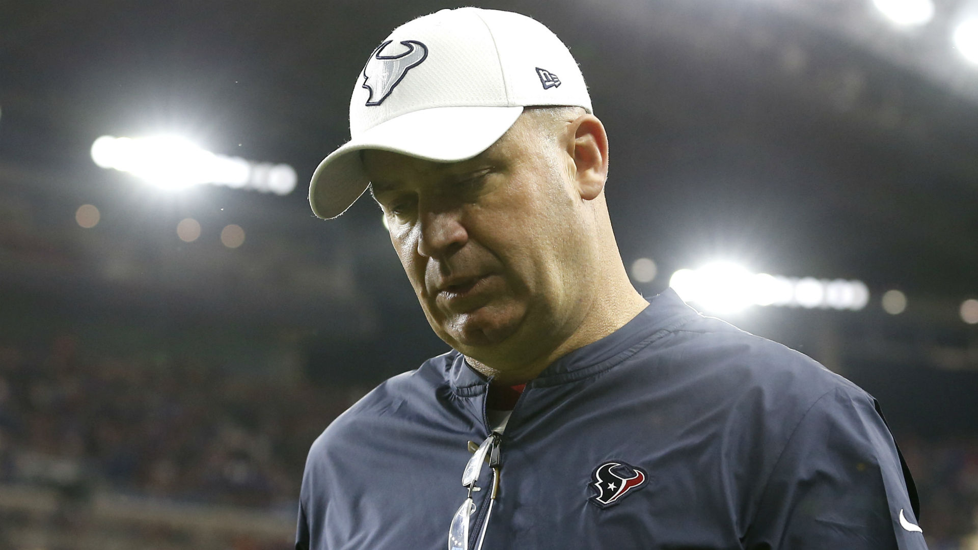 Should Texans fire Bill O'Brien? Houston coach defends himself after disastrous playoff loss
