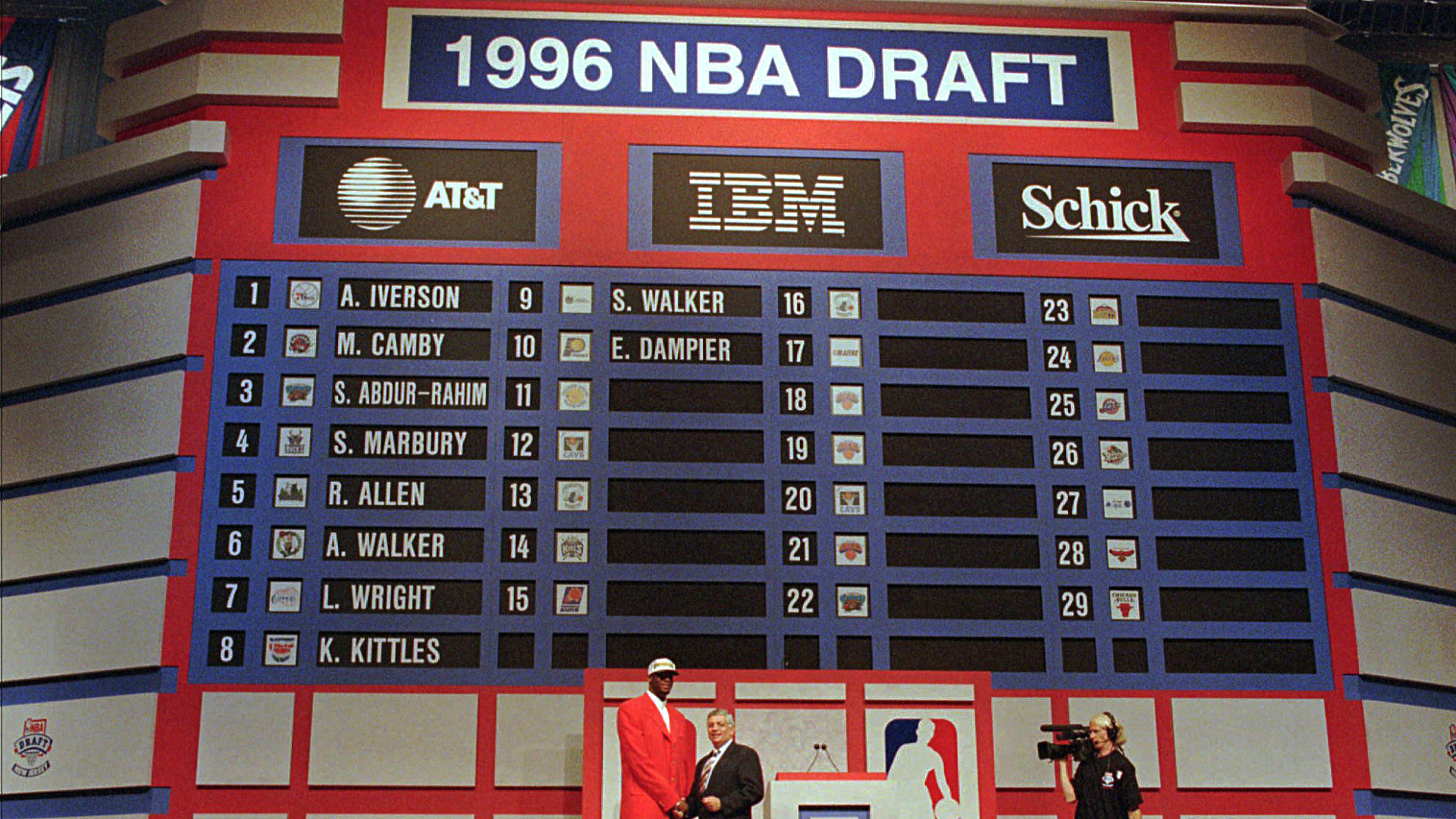will the 1996 nba draft class go as the best