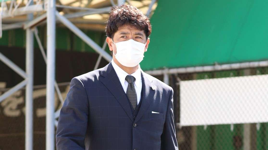 日本代表-稲葉篤紀監督