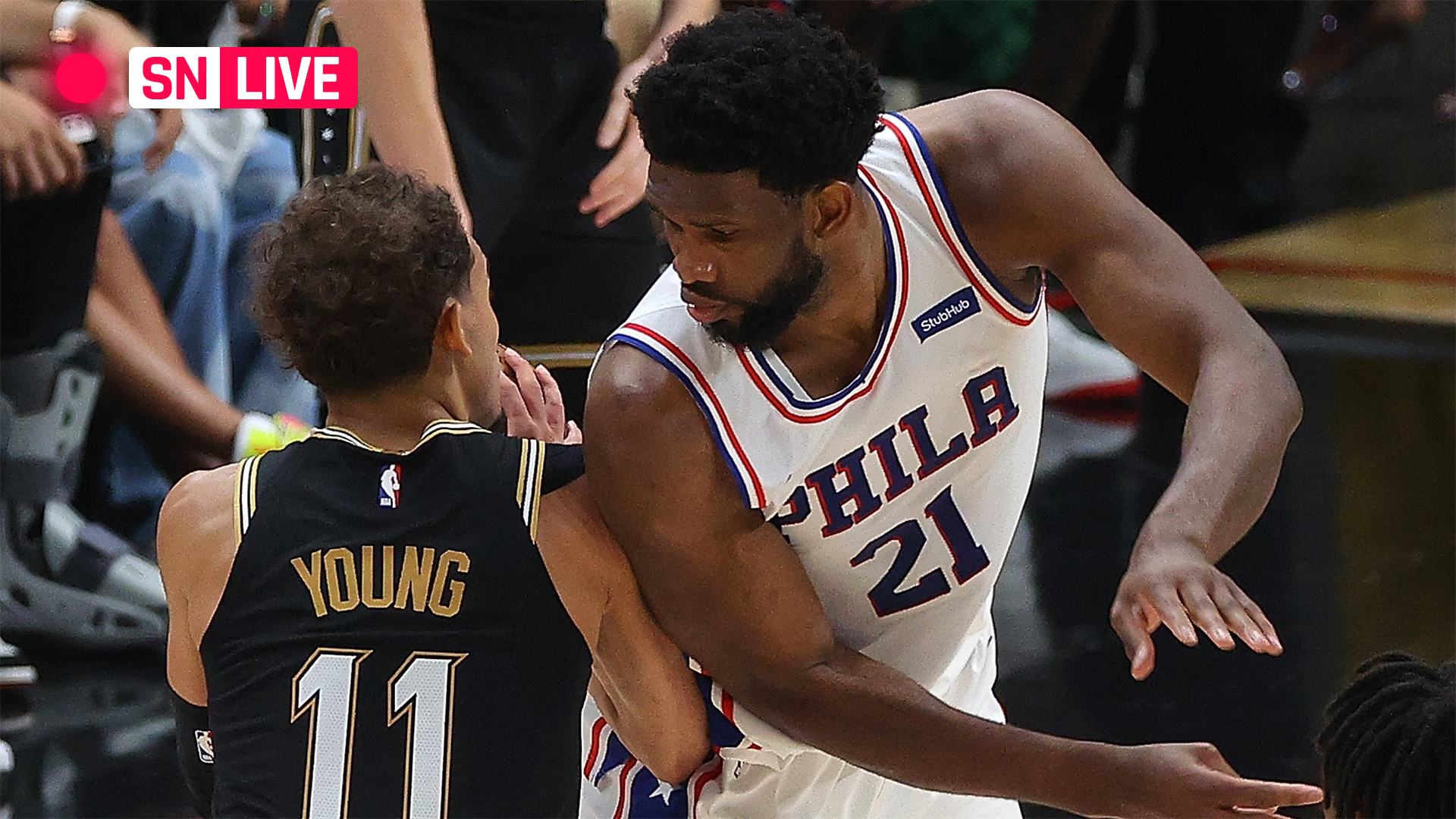 76ers vs.  Hawks live score, updates, notable in Game 7 of the NBA playoff series