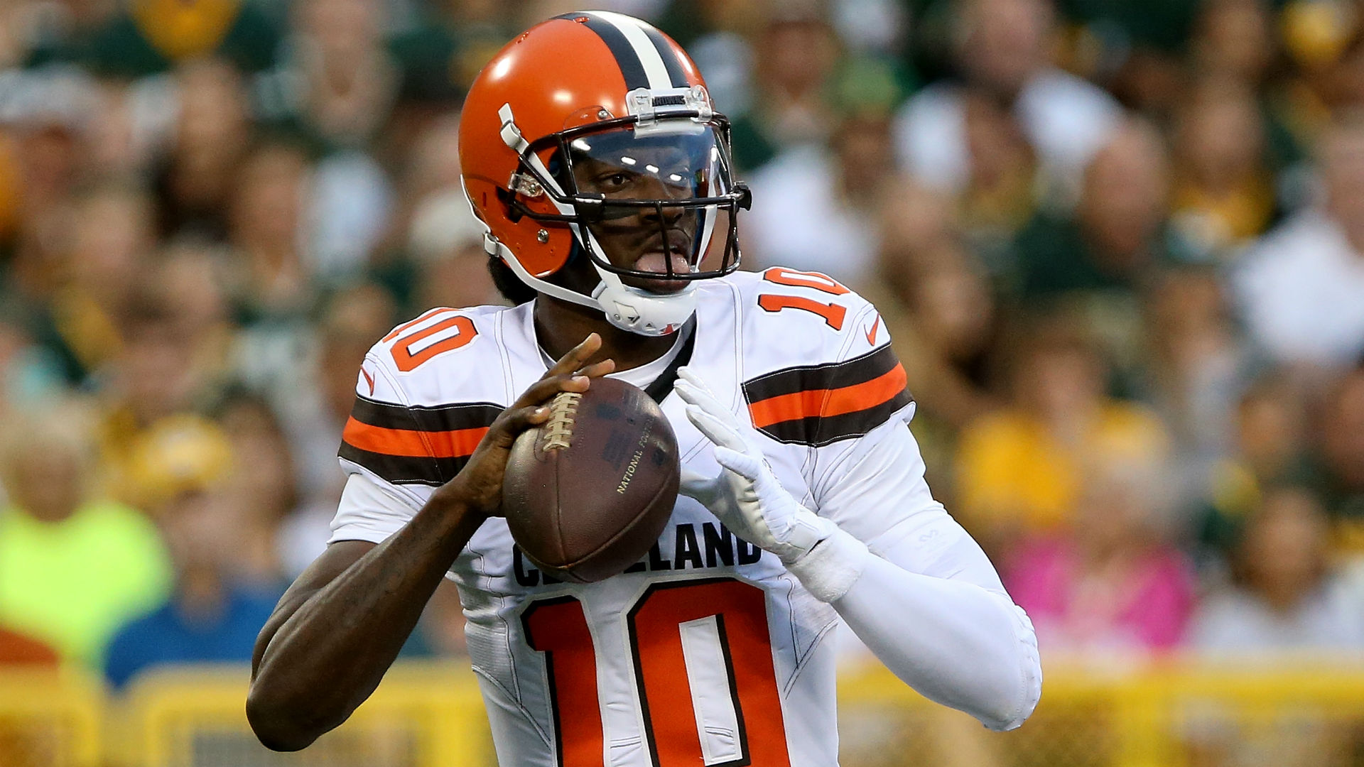 What happened to Robert Griffin III after release from Washington ...