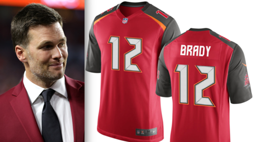 Want a Buccaneers Tom Brady jersey? Here's why you should wait on ...
