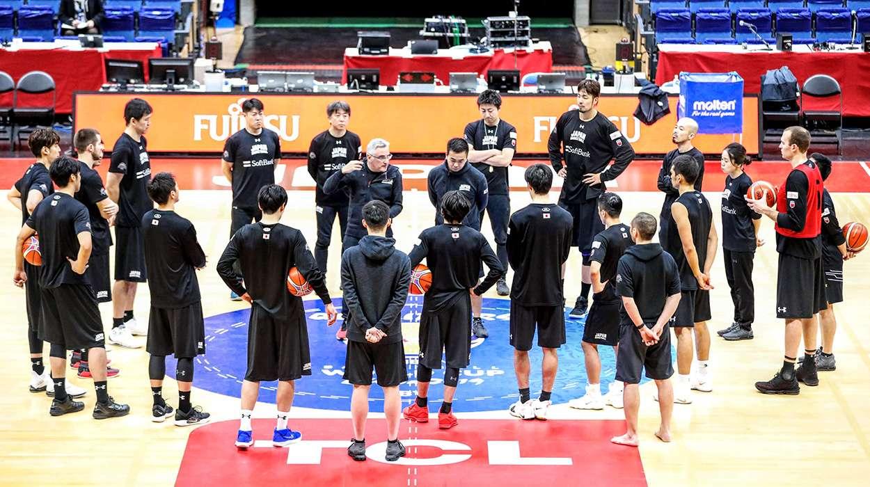 Japan Basketball National Team