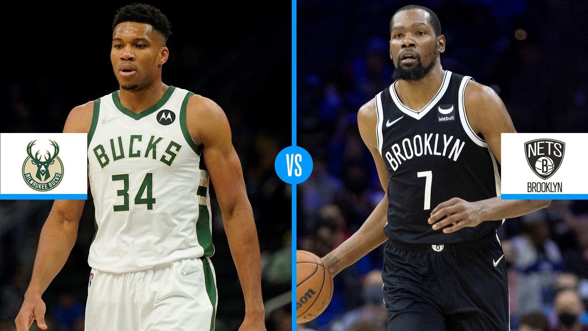 Nets vs. Bucks live score, updates, highlights from 2021 NBA Opening Night game