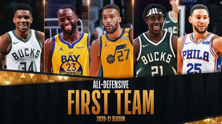 All Defensive First Team 2021