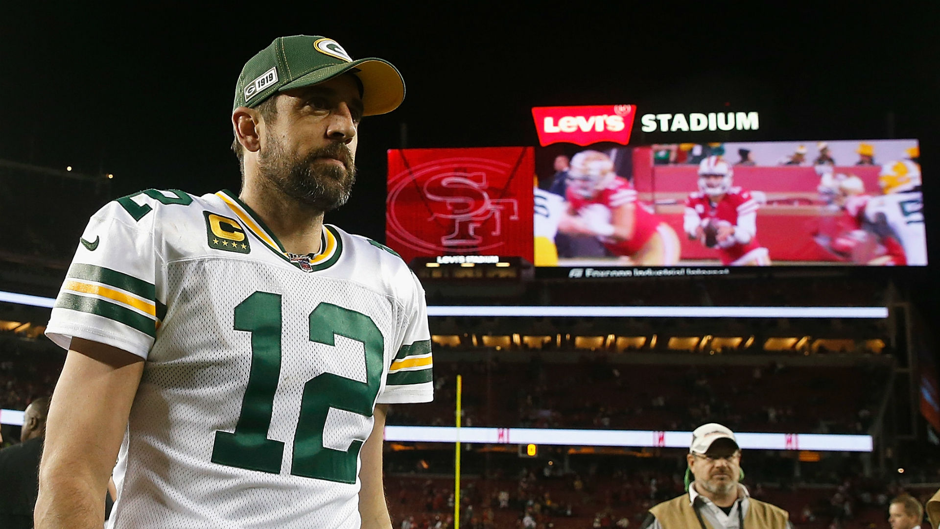 Aaron Rodgers candidly discusses Packers' Jordan Love pick: 'I poured myself some tequila'