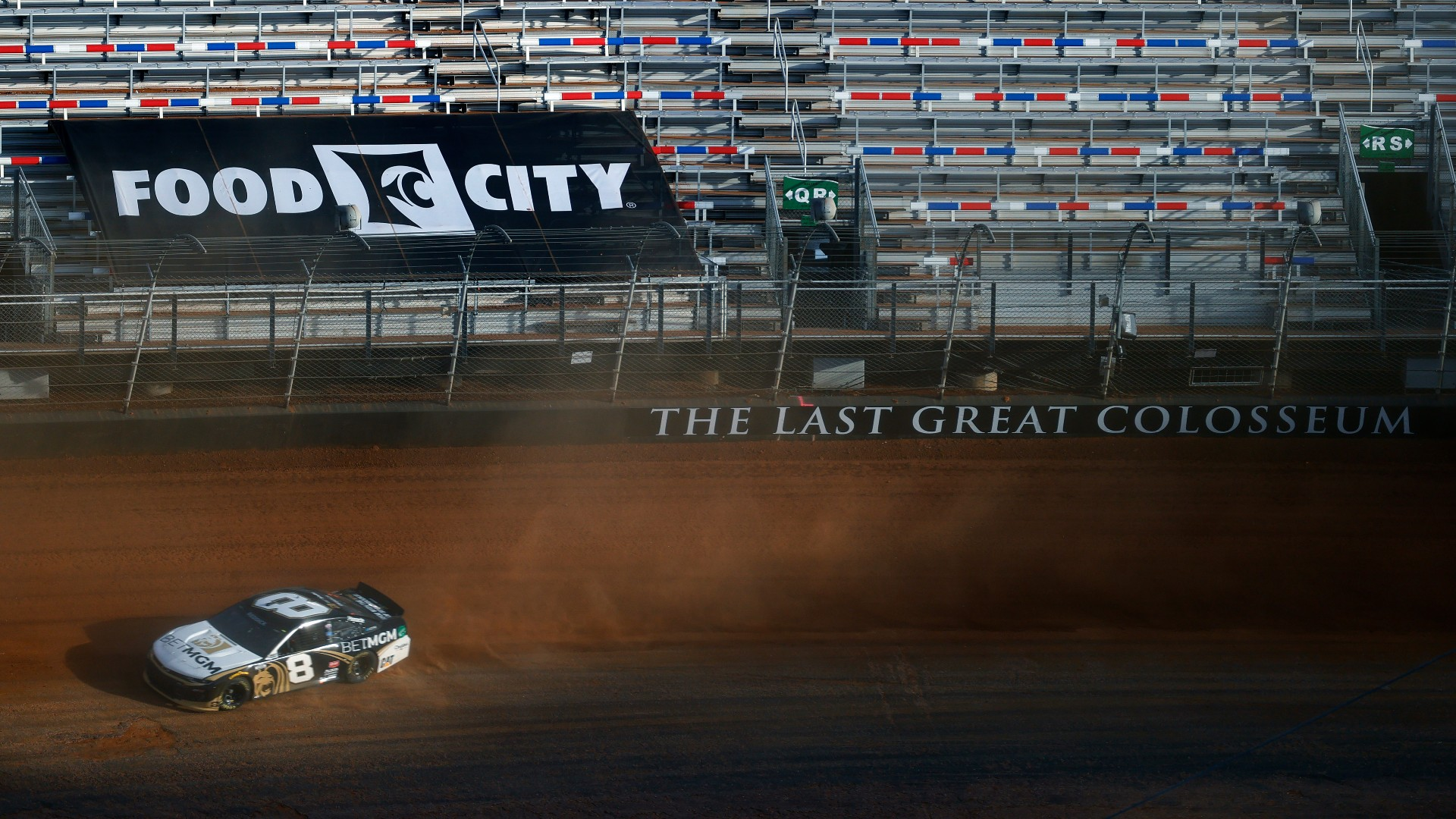 NASCAR at Bristol live race updates, results, highlights from Food City Dirt Race