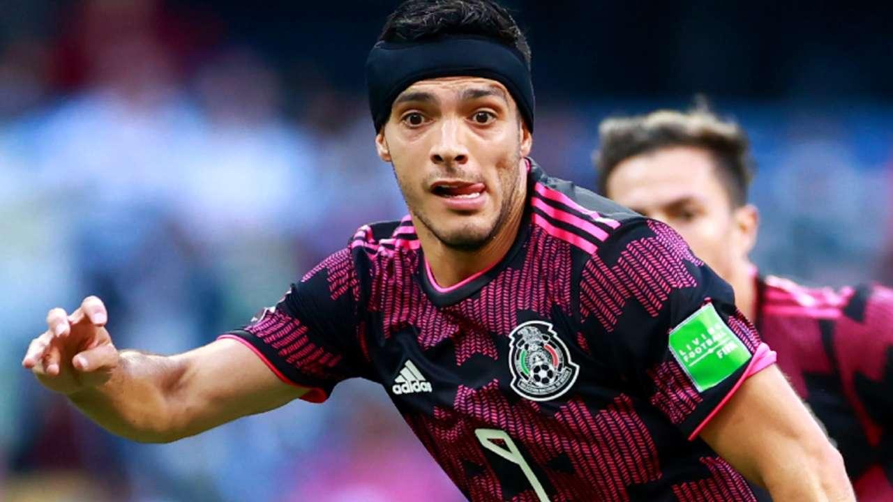 Raul Jimenez - Mexico - October 10, 2021