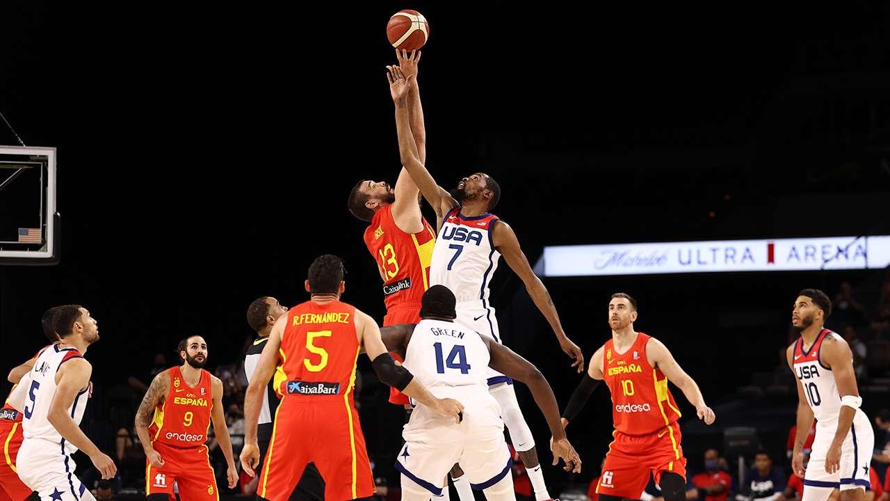 USA vs Spain