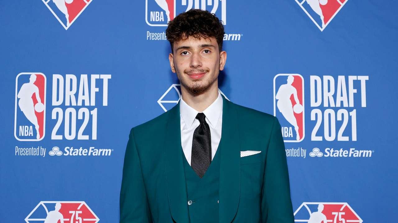 Alperen Sengun Houston Rockets 2021 Draft