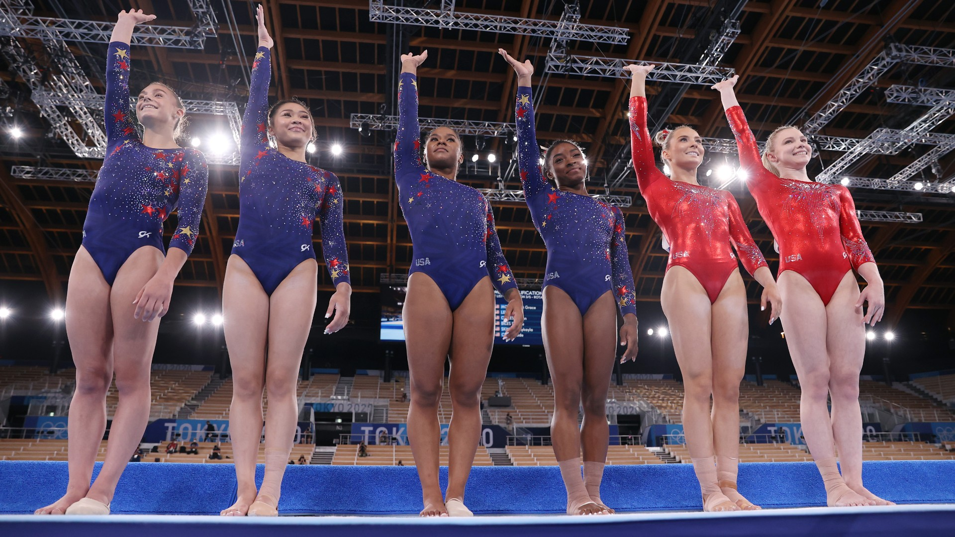 Why solely three USA gymnasts will compete for particular person medals – SPOTLITIER NEWS
