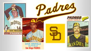 1974 Padres