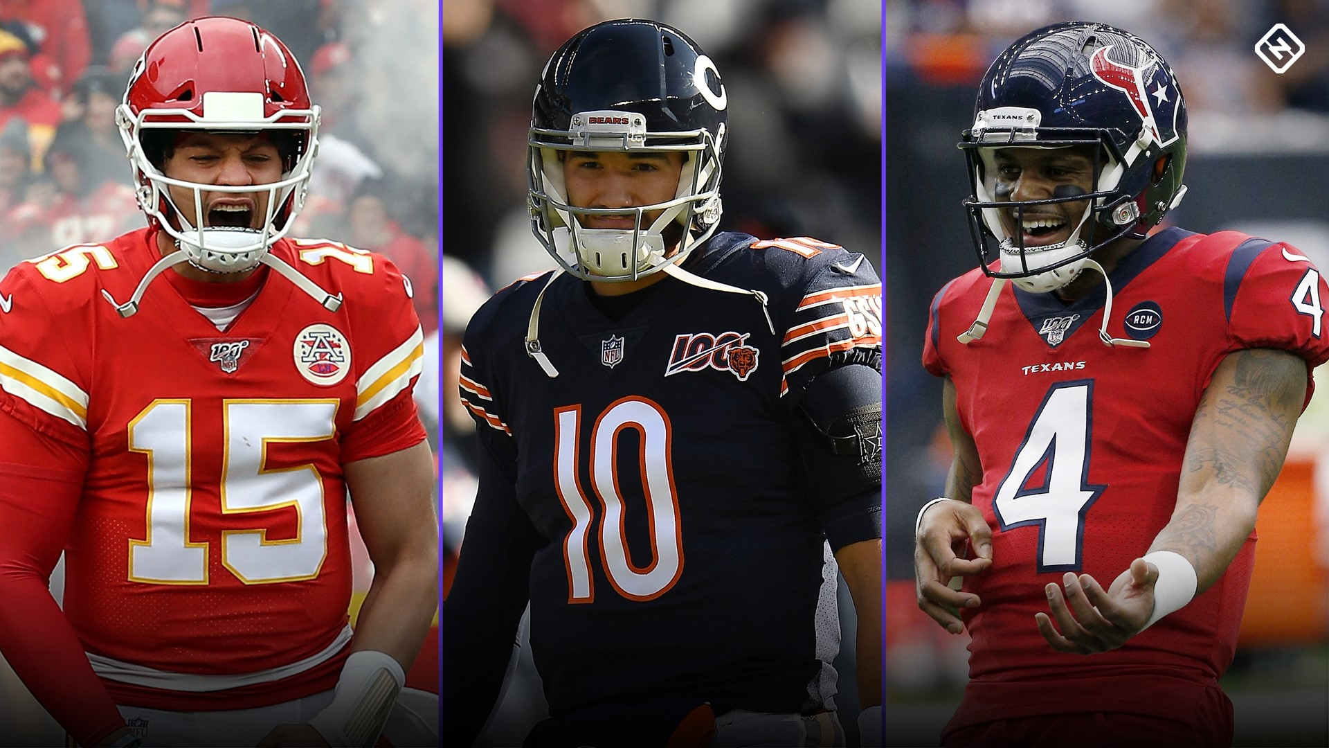 NFL Draft 2017, revisited: Why Bears picked Mitchell Trubisky, let Patrick Mahomes and Deshaun Watson fall to Chiefs and Texans