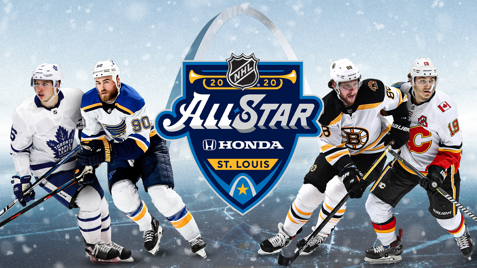 NHL All-Star Game 2020: Date, start time, rosters, TV ...