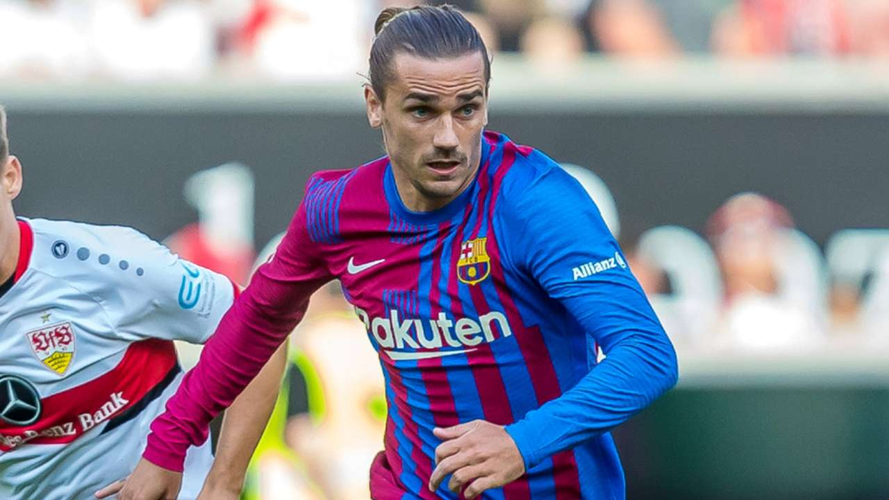 Antoine Griezmann - Barcelona - July 2021