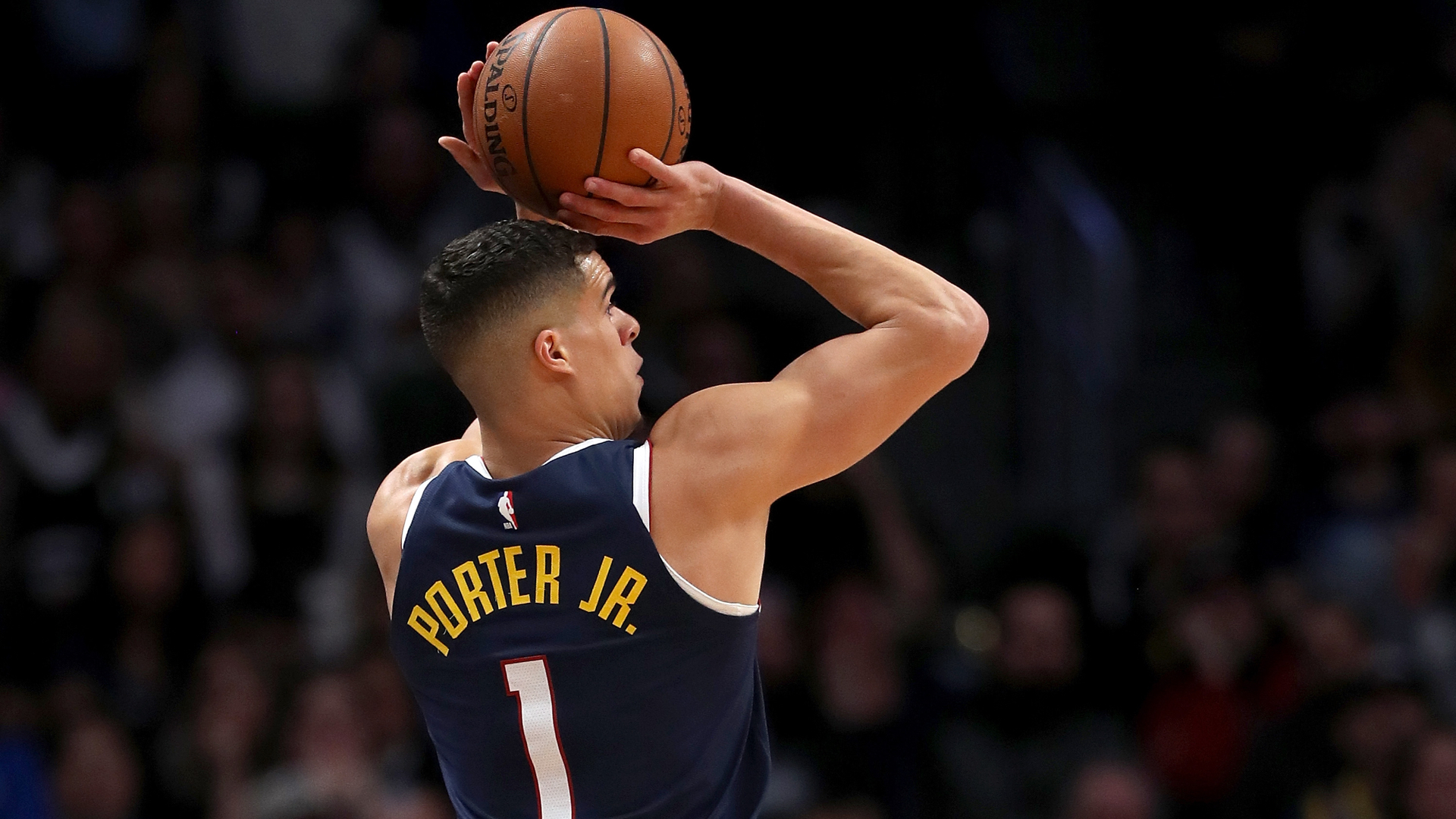Nuggets' Michael Porter Jr. shares controversial thoughts on COVID-19, vaccines in Q&A 1