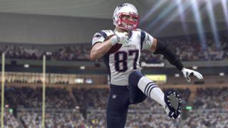 Rob Gronkowski Madden NFL 16