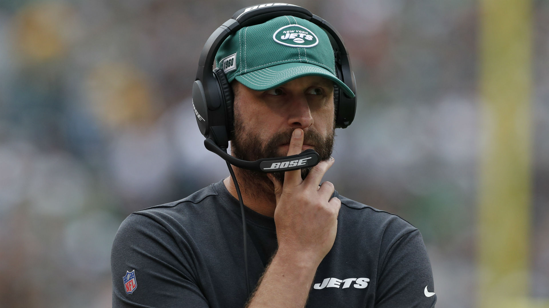 Will the Jets fire Adam Gase? Sam Darnold's progress, off-field drama at forefront of New York's decision
