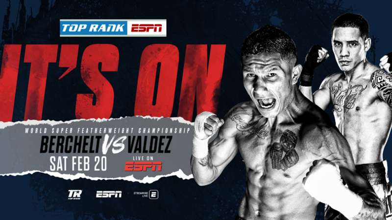 berchelt valdez 21821 top rank