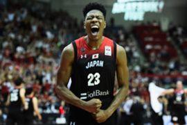 男子バスケ日本代表の八村塁
