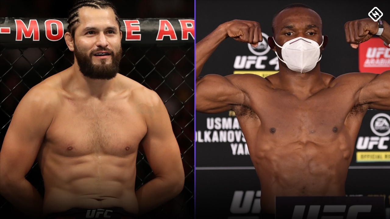 Kamaru Usman Vs Jorge Masvidal Purse Salaries How Much Money Will They Make At Ufc 251 Sporting News