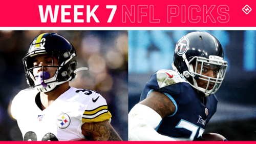 Nfl Picks Predictions Against Spread Week 7 Steelers Stay Perfect 49ers Edge Patriots Packers Rebound Sporting News