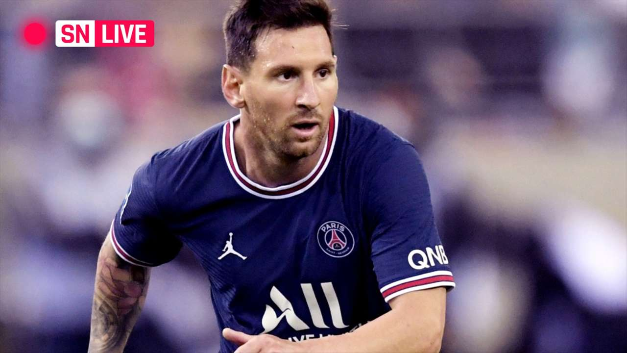 LIVE - Lionel Messi - PSG - August 2021