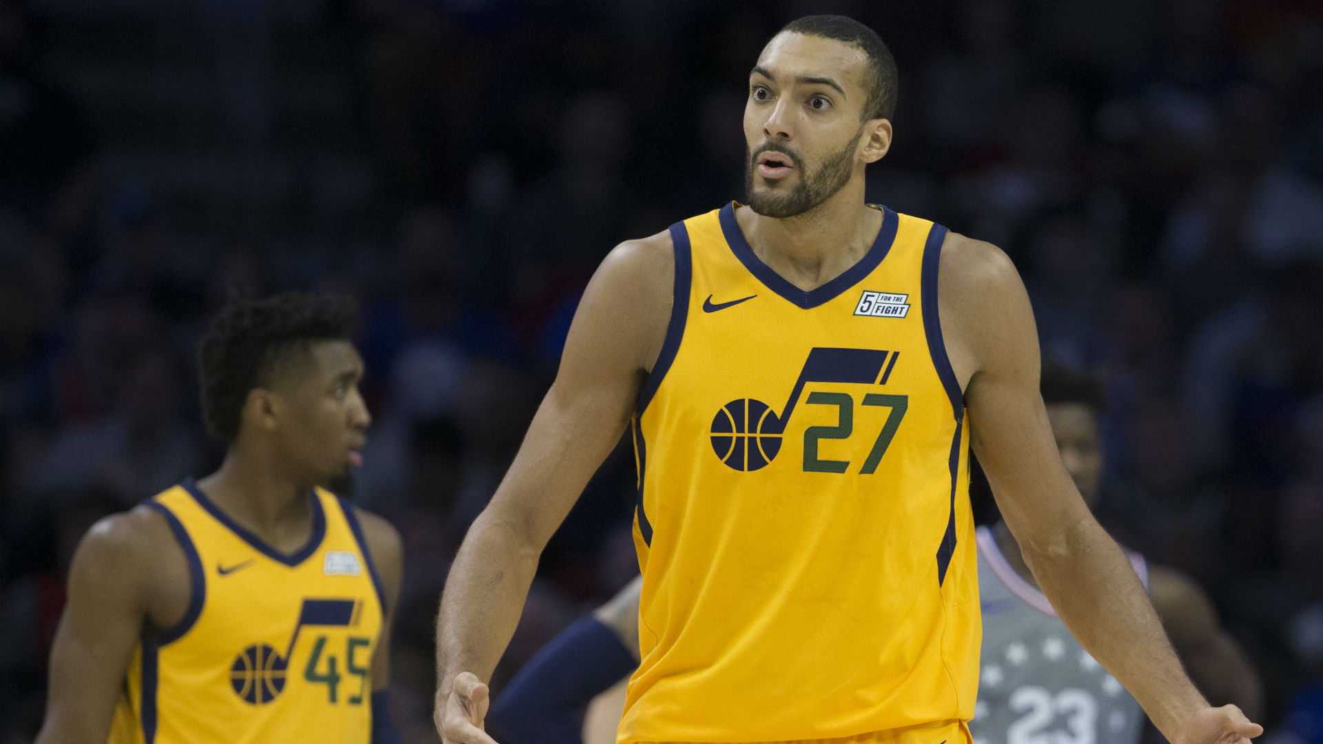 Nba All Star 2019 Rudy Gobert Rejected Jazz Center Is Easily Most Glaring Snub Sporting News