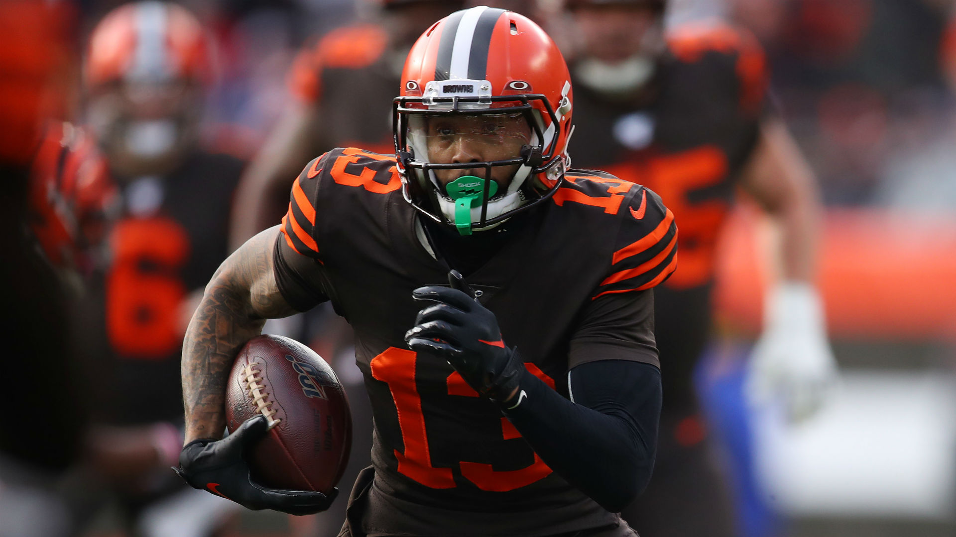 Browns schedule 2020: Less prime-time exposure good for true playoff path 1