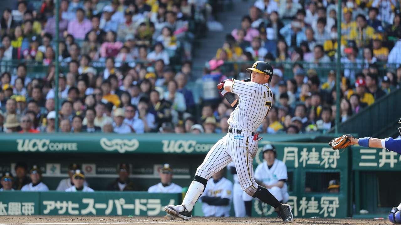 糸井嘉男の打撃