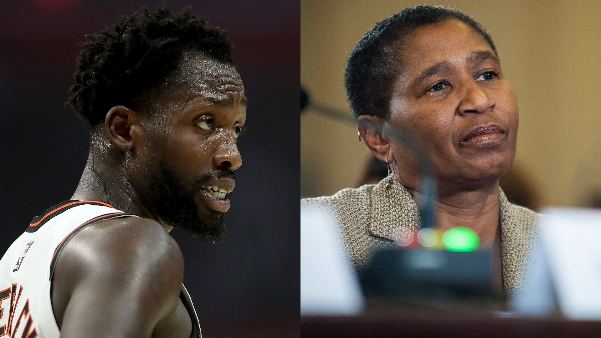 NBA players called out Patrick Beverley after he allegedly told Michele Roberts 'I pay your salary'