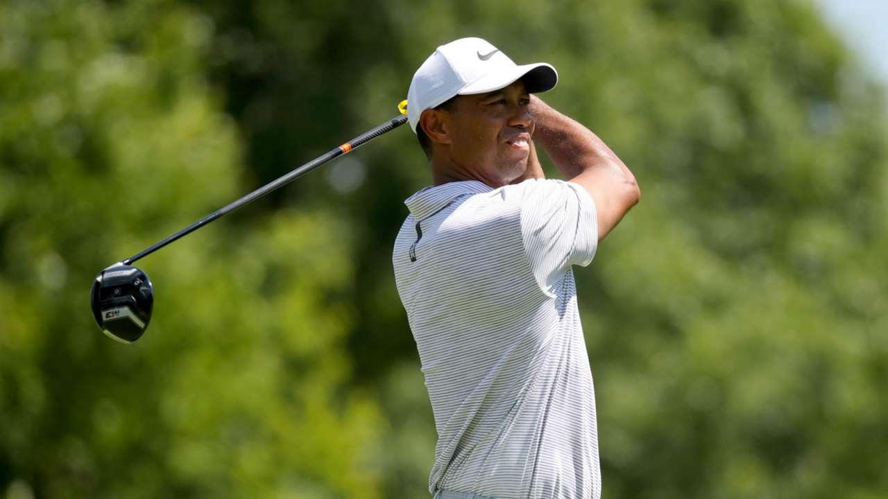 Tiger Woods ftr