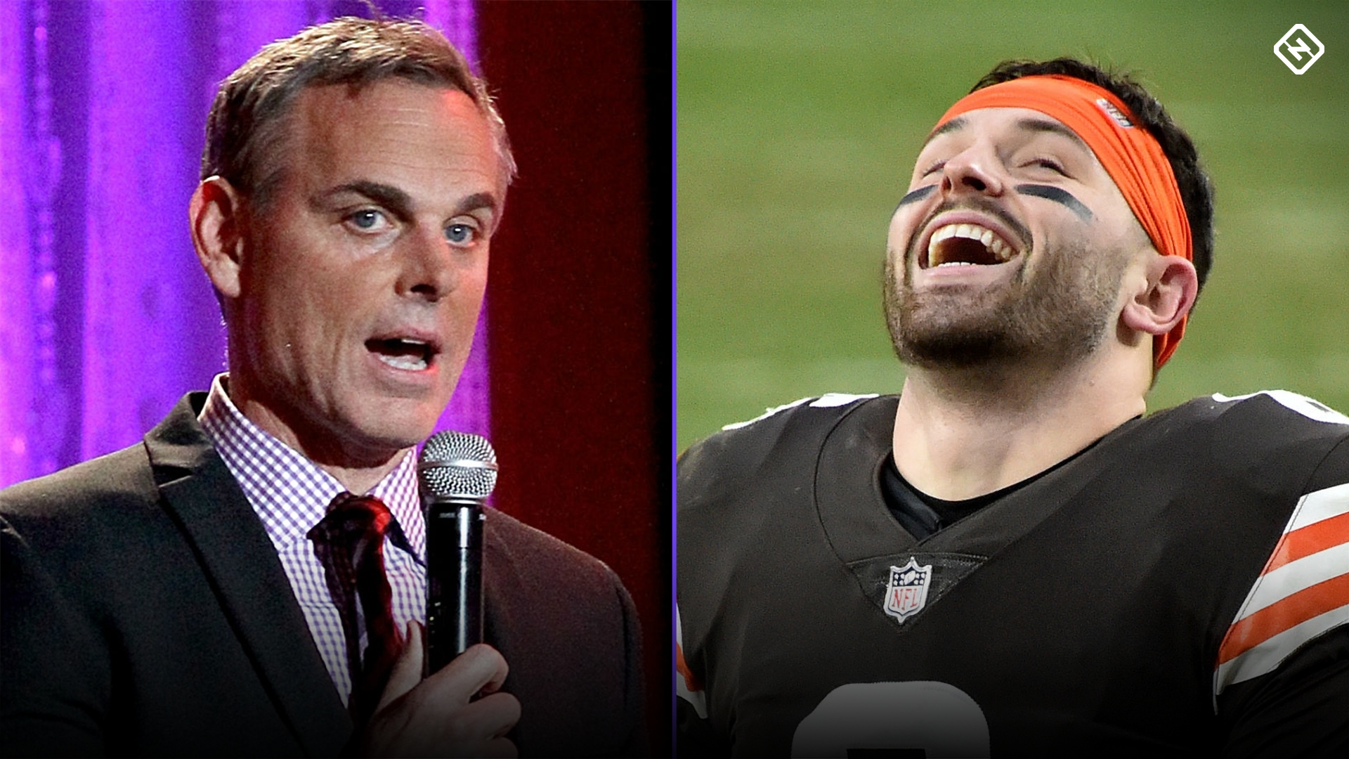 Colin Cowherd uses Baker Mayfield's UFO sighting as another opportunity to knock Browns QB