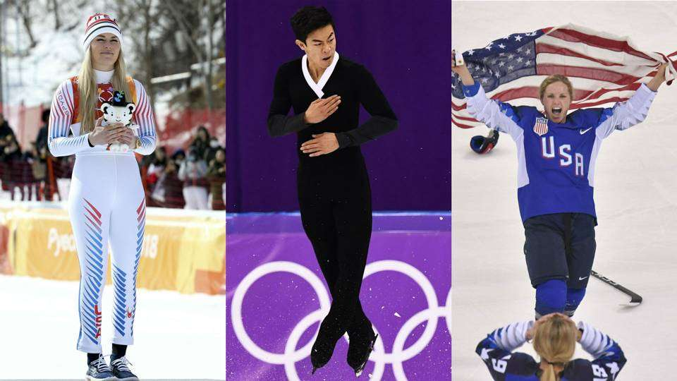 Winter Olympics, US
