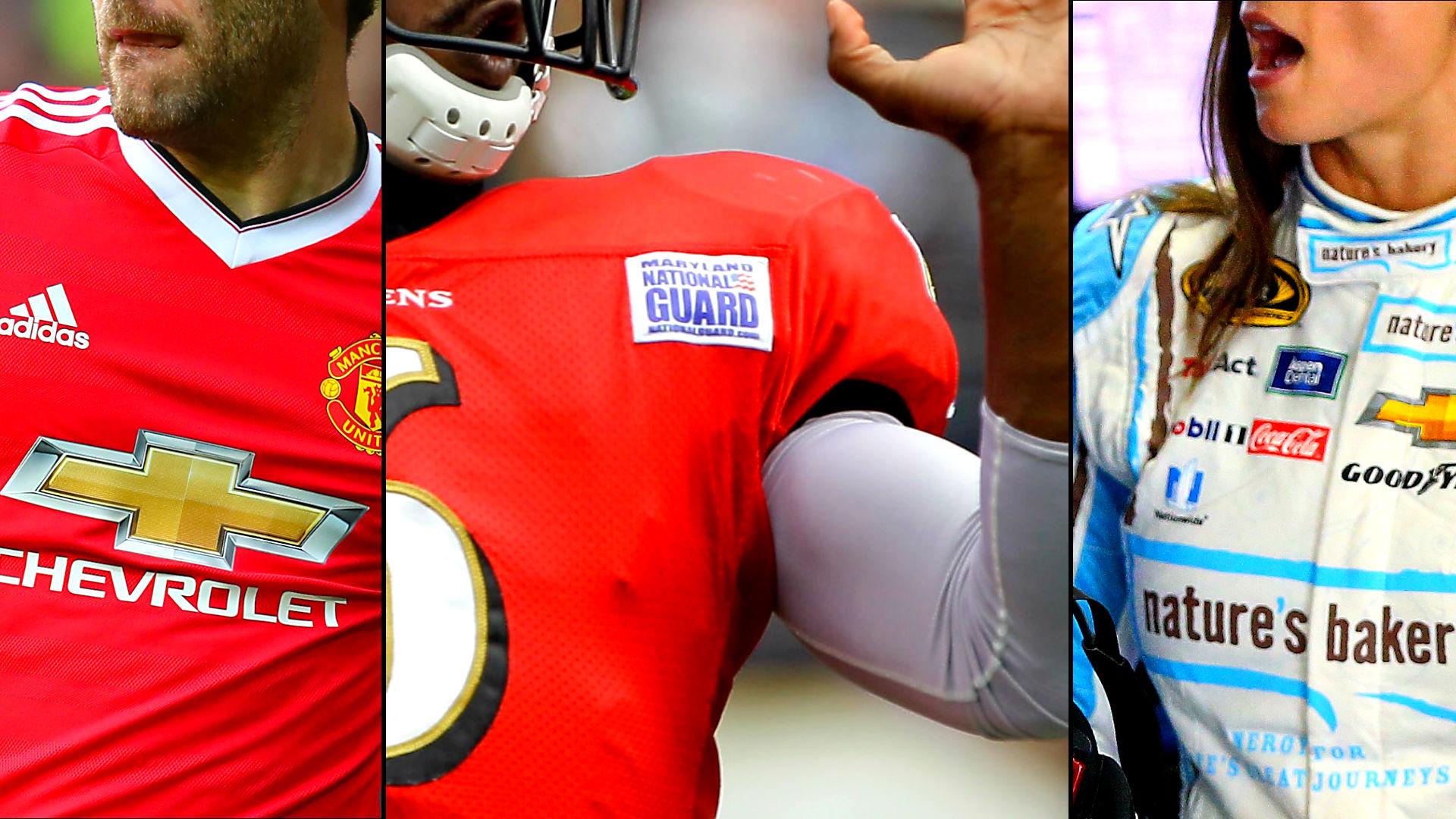 nhl jerseys with ads