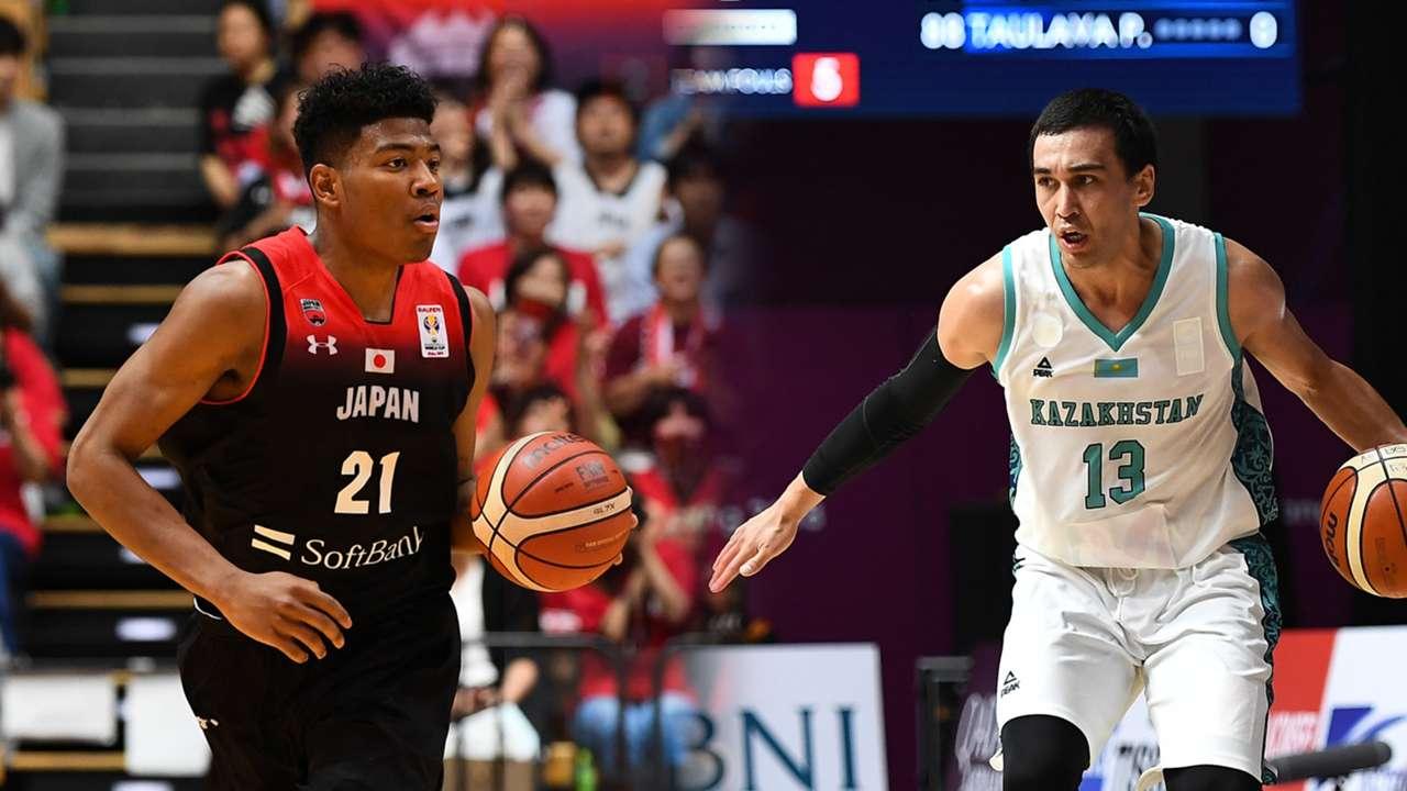 Japan vs Kazakhstan