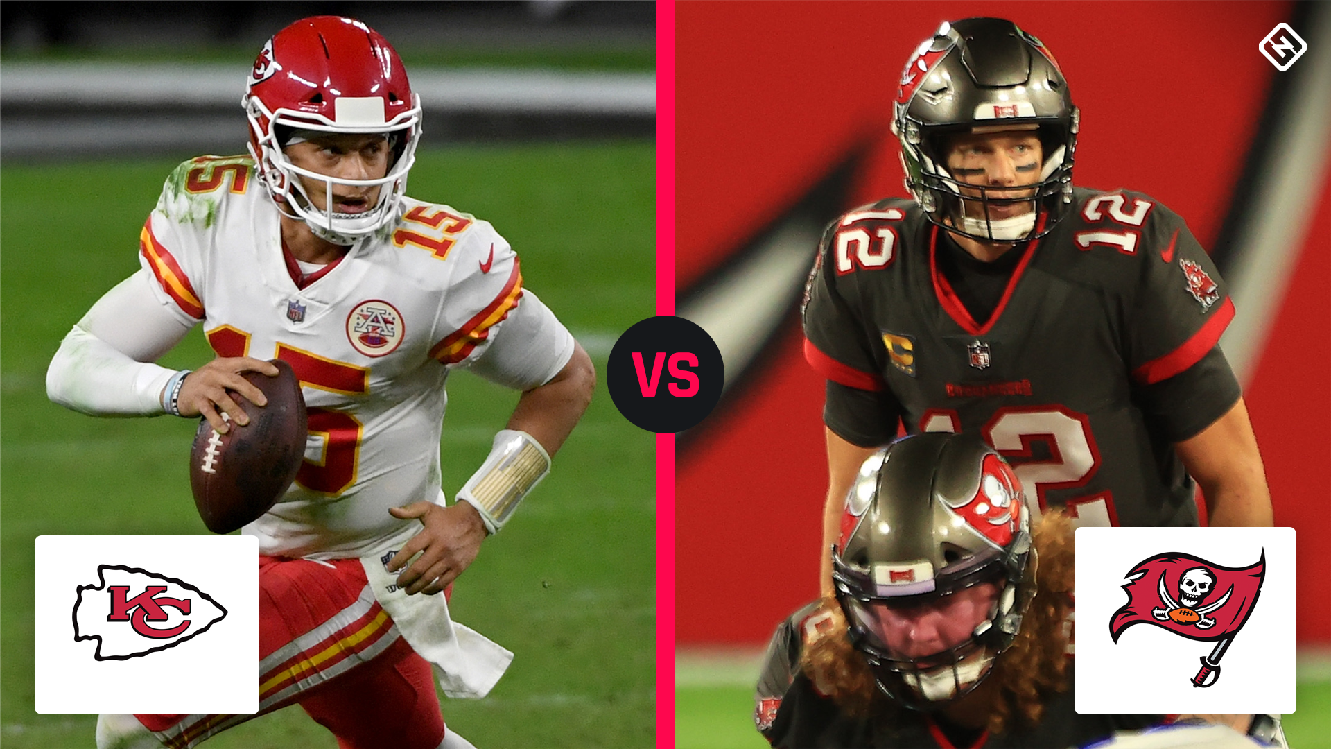 What Channel Is Chiefs Vs Buccaneers On Today Time Tv Schedule For Week 12 Nfl Game Sporting News