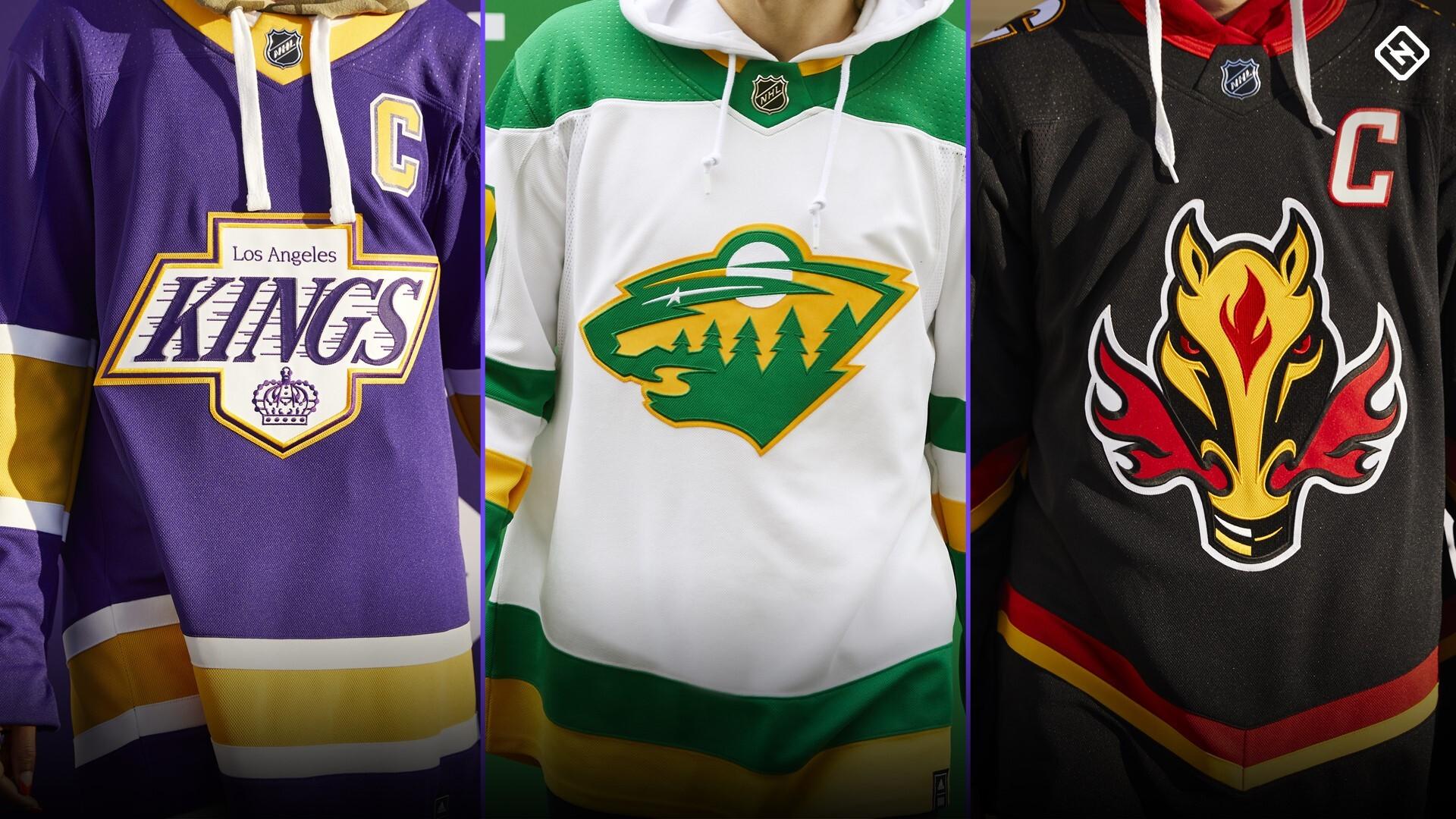 NHL reverse retro jerseys, ranked: The best, worst of adidas' 2021 ...