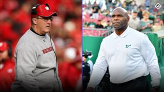 Paul Chryst-Charlie Strong-081919-GETTY-FTR