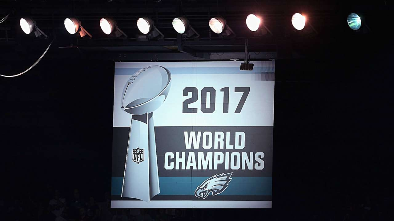 Falcons vs. Eagles