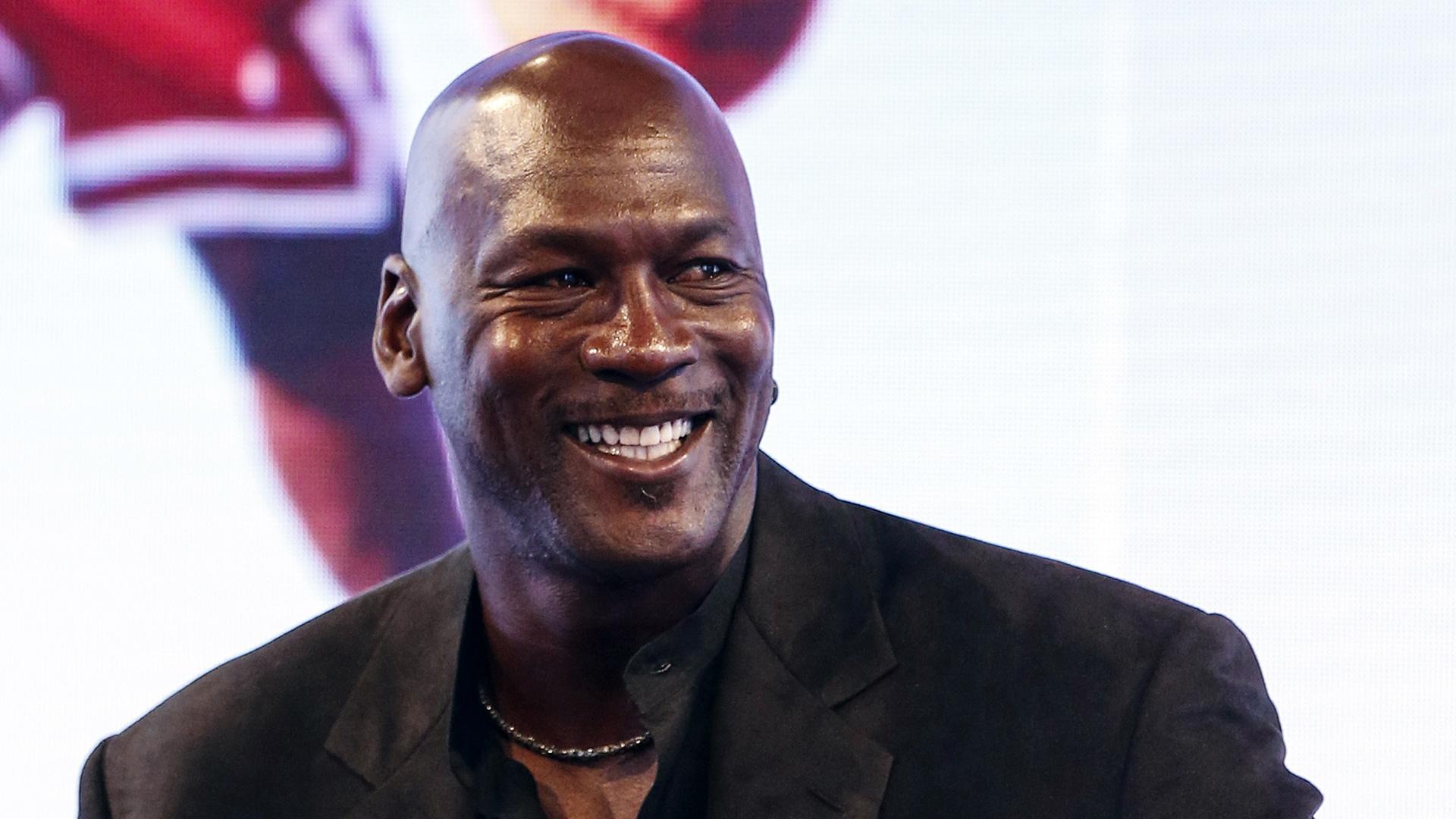 Pistons fans hate seeing Michael Jordan's Jumpman logo on Detroit uniforms