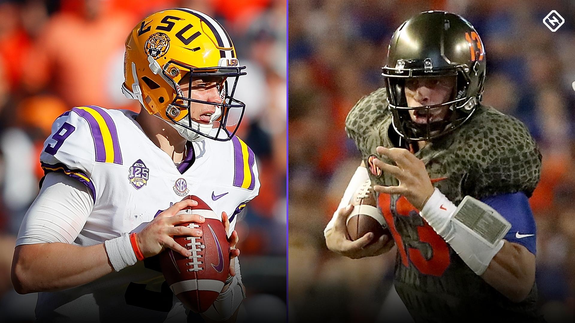 College Football Picks Against the Spread: Week 13